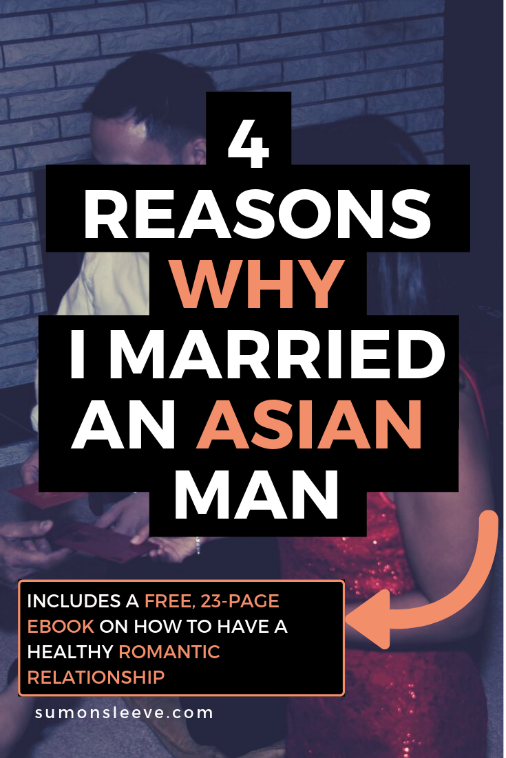 Men love asian why i Why 'I